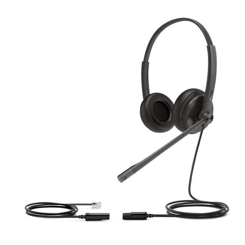 Yealink YHS34 Dual Headset